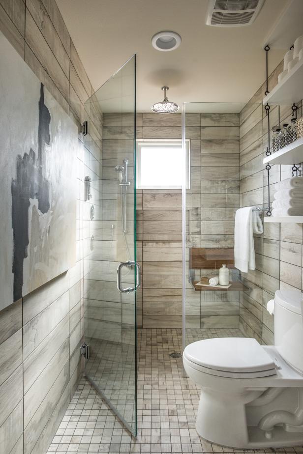 Cửa kính cường lực phòng tắm