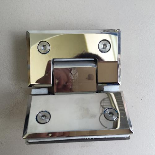 Bản lề 90 kính kính lắp cho cabin tắm