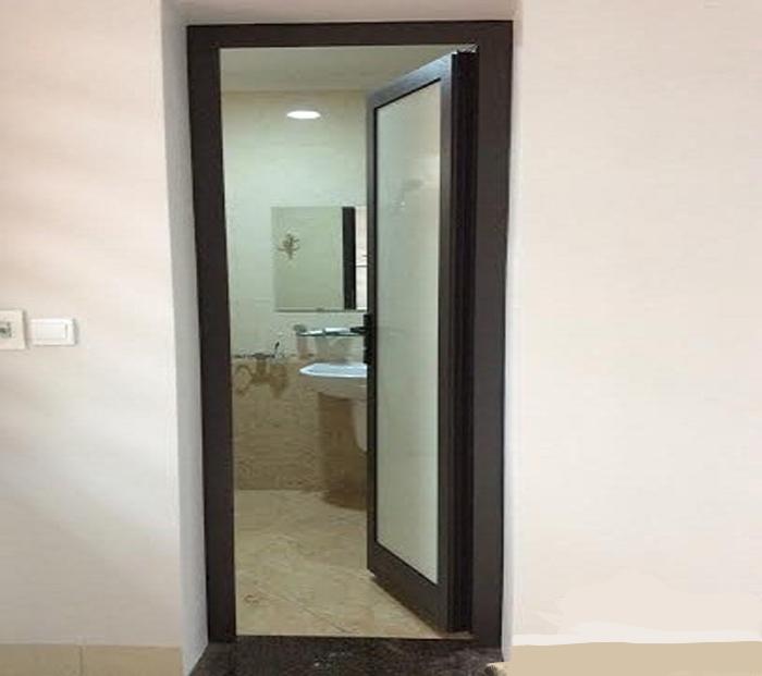 Cửa nhôm kính Xingfa nhà vệ sinh