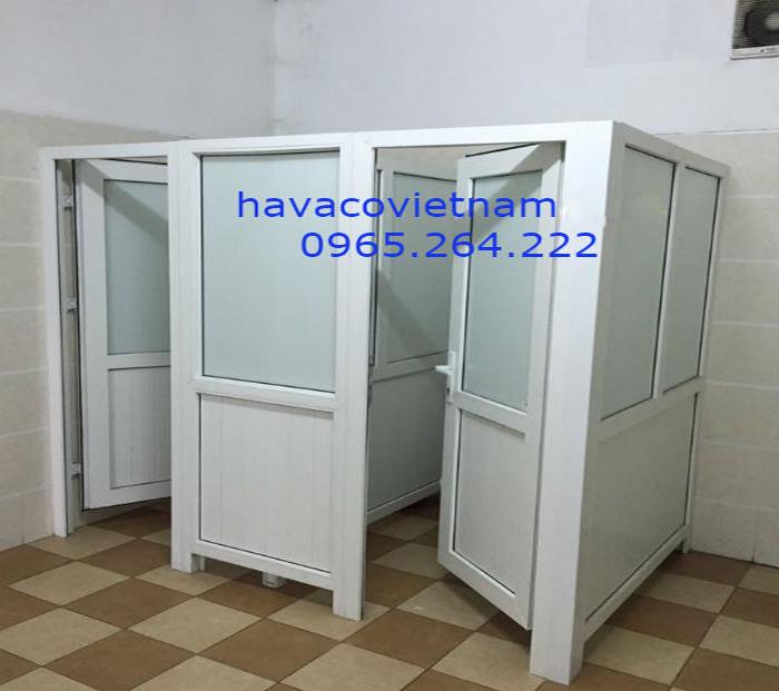 Cửa nhựa upvc nhà vệ sinh