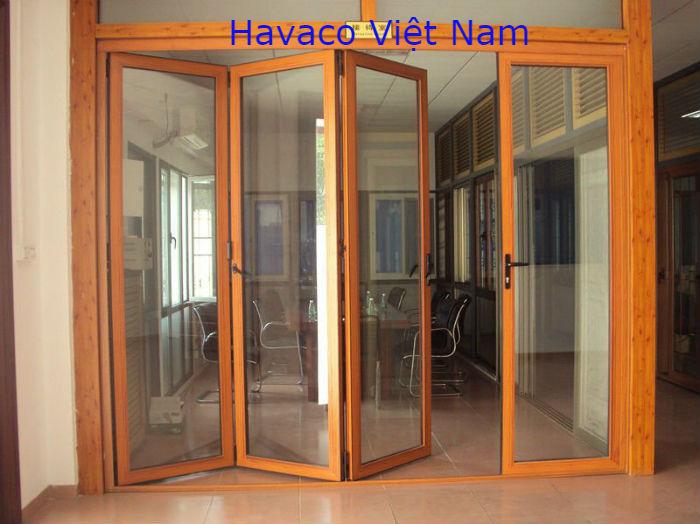 Cửa nhựa giả gỗ tại Hà Nội