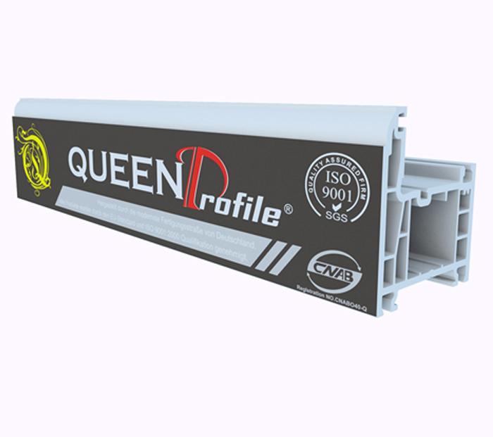 Thanh nhựa Queen profile