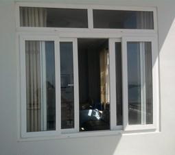 Các loại cửa sổ nhựa lõi thép