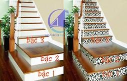 Bạn có biết bậc cầu thang tính từ đâu đối với cầu thang kính cường lực?