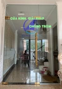 Giải pháp chống trộm cho cửa kính