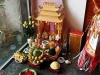 Vị trí đặt bàn thờ ông địa trong nhà