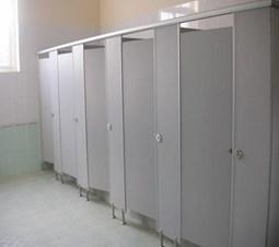 Kích thước cửa nhựa nhà vệ sinh