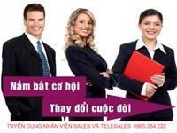 Bảng mô tả công việc nhân viên kinh doanh hàng tháng thu nhập 50 triệu
