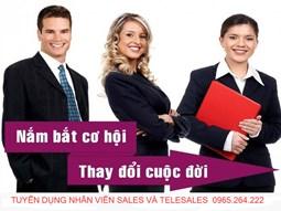 Tuyển dụng nhân viên kinh doanh thu nhập hàng tháng lên tới 35 triệu