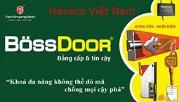 Báo giá cửa cuốn BossDoor