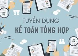 Việc làm kế toán tại Hà Đông, Hà Nội 2019